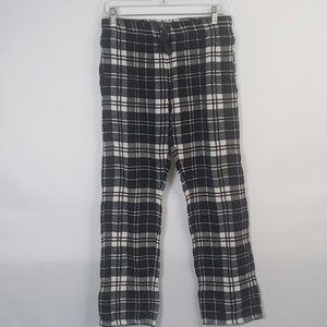 Forever 21 flannel pajama pants size medium